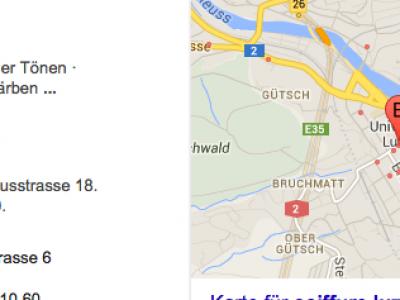 Google Local optimieren für die Suchmaschienenoptimierung